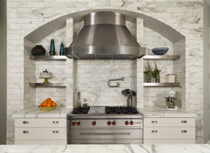 All Natural Stone Kitchen Gallery