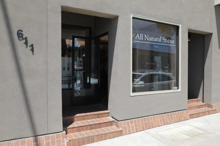 All Natural Stone Berkeley
