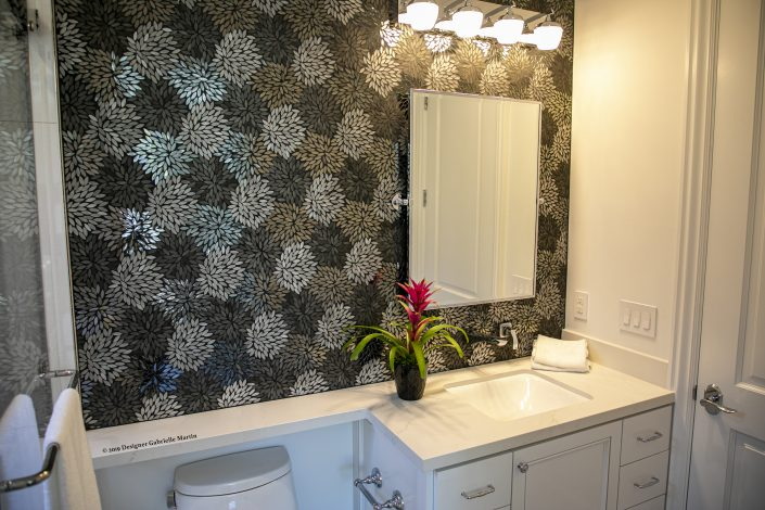 All Natural Stone Bathroom Gallery