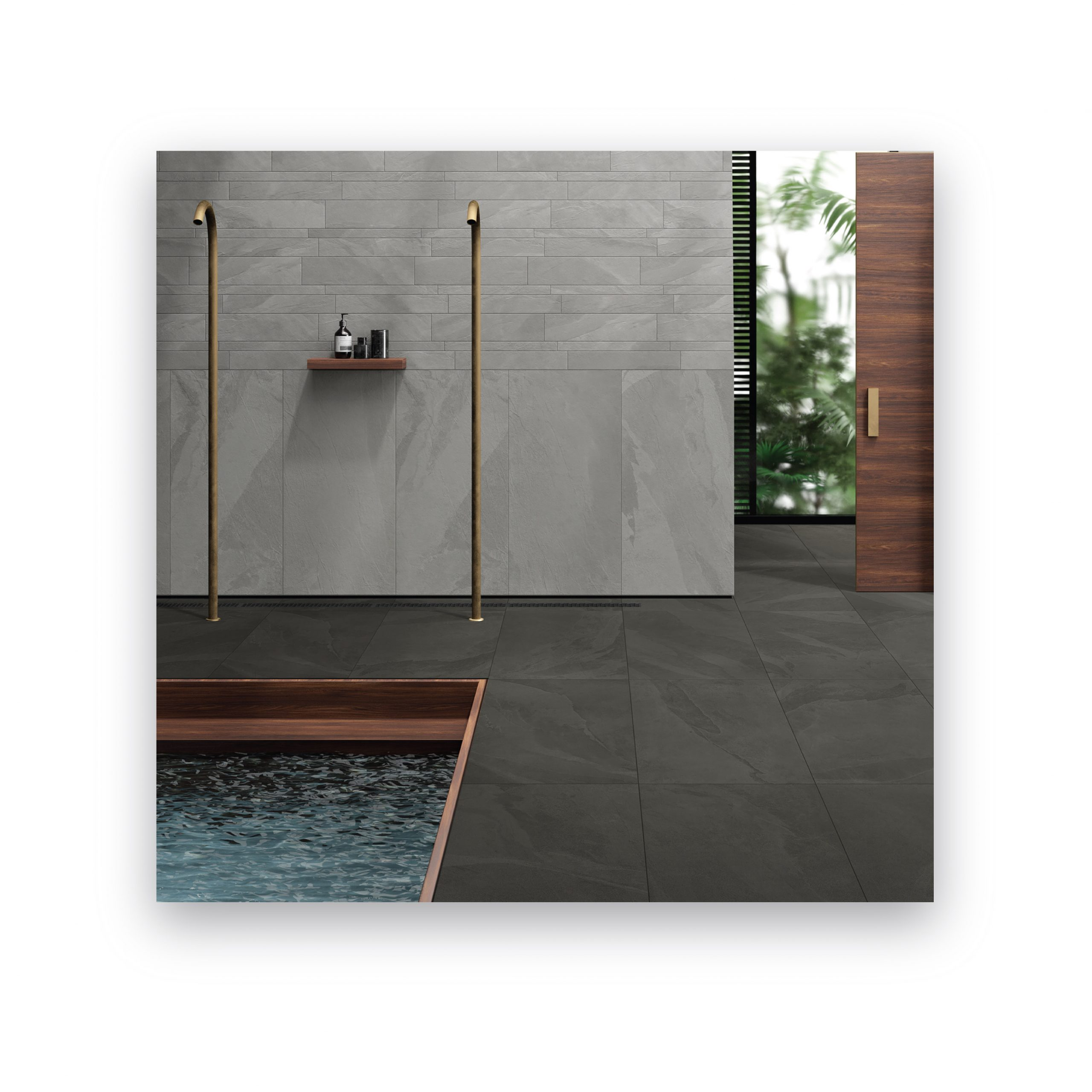 All Natural Stone Stock Material, All Natural Stone Stock Porcelain, Brazilian Slate