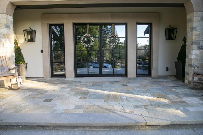 All Natural Stone Exterior Gallery, Inspiration; Gallery; Gallery Photos; architecture; Exterior tile; Exterior, Exterior Gallery, Entryway