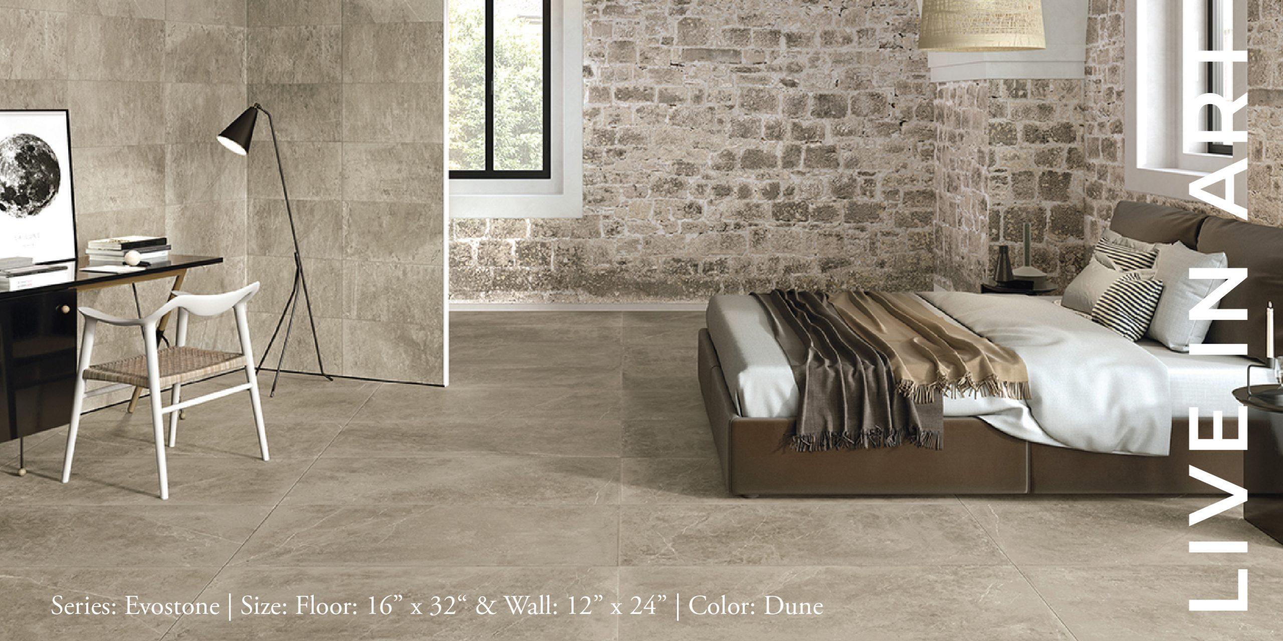 EvoStone dune 16x32 12x24