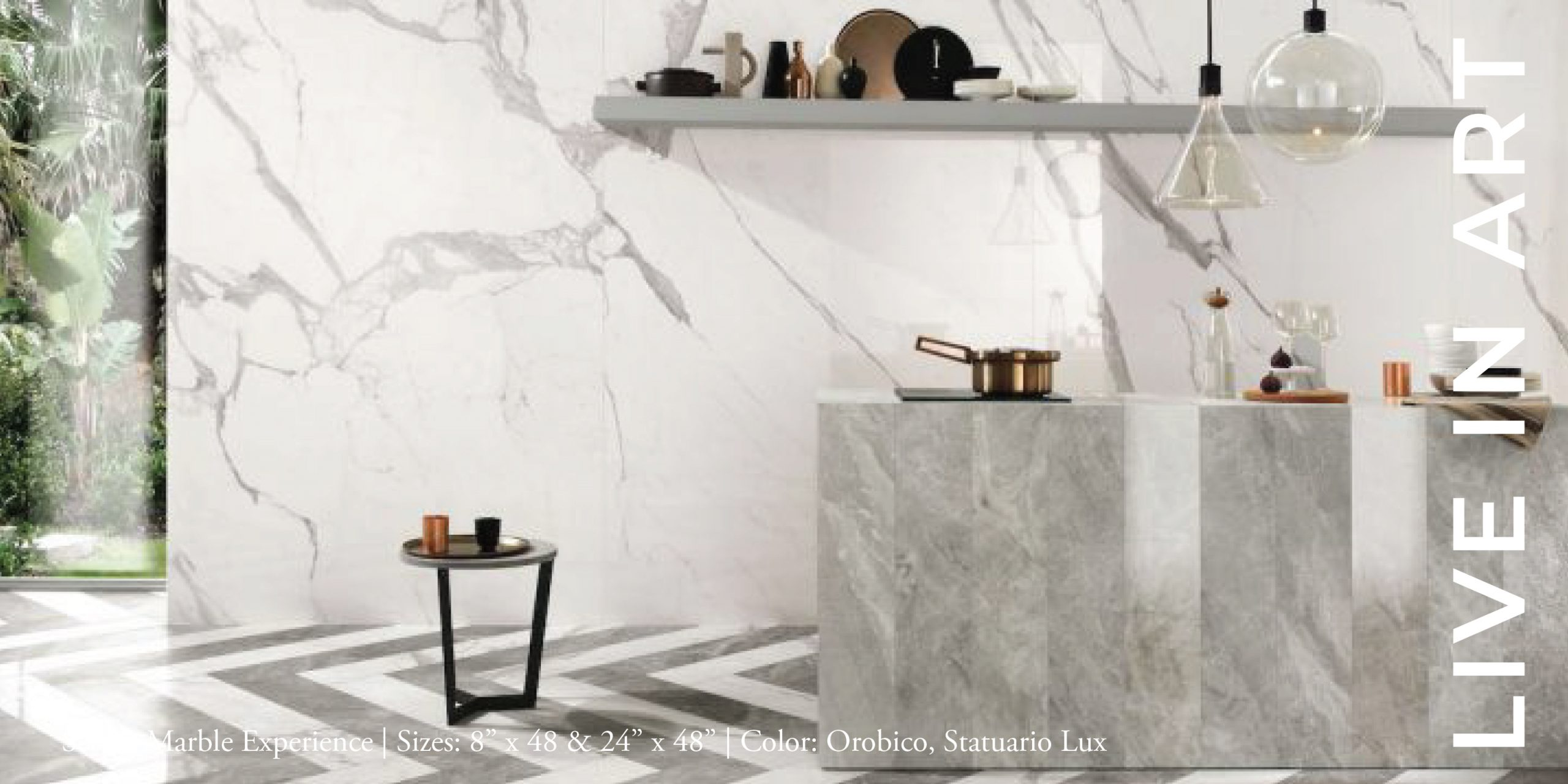 Marble Experience Orobico Calacatta Gold 24x48-01-01