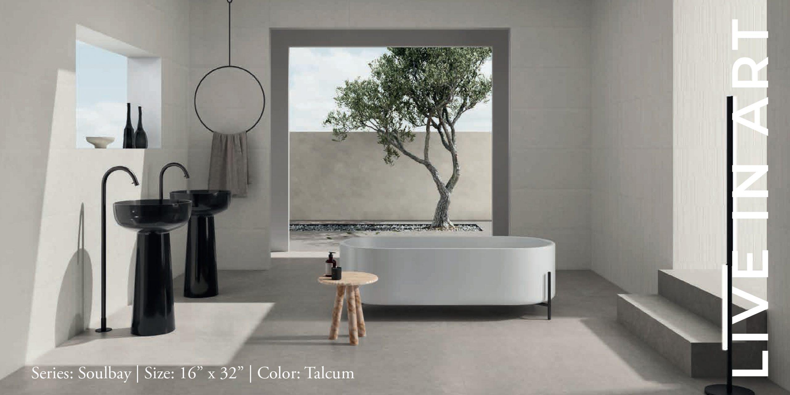 Soulbay Talcum 16x32