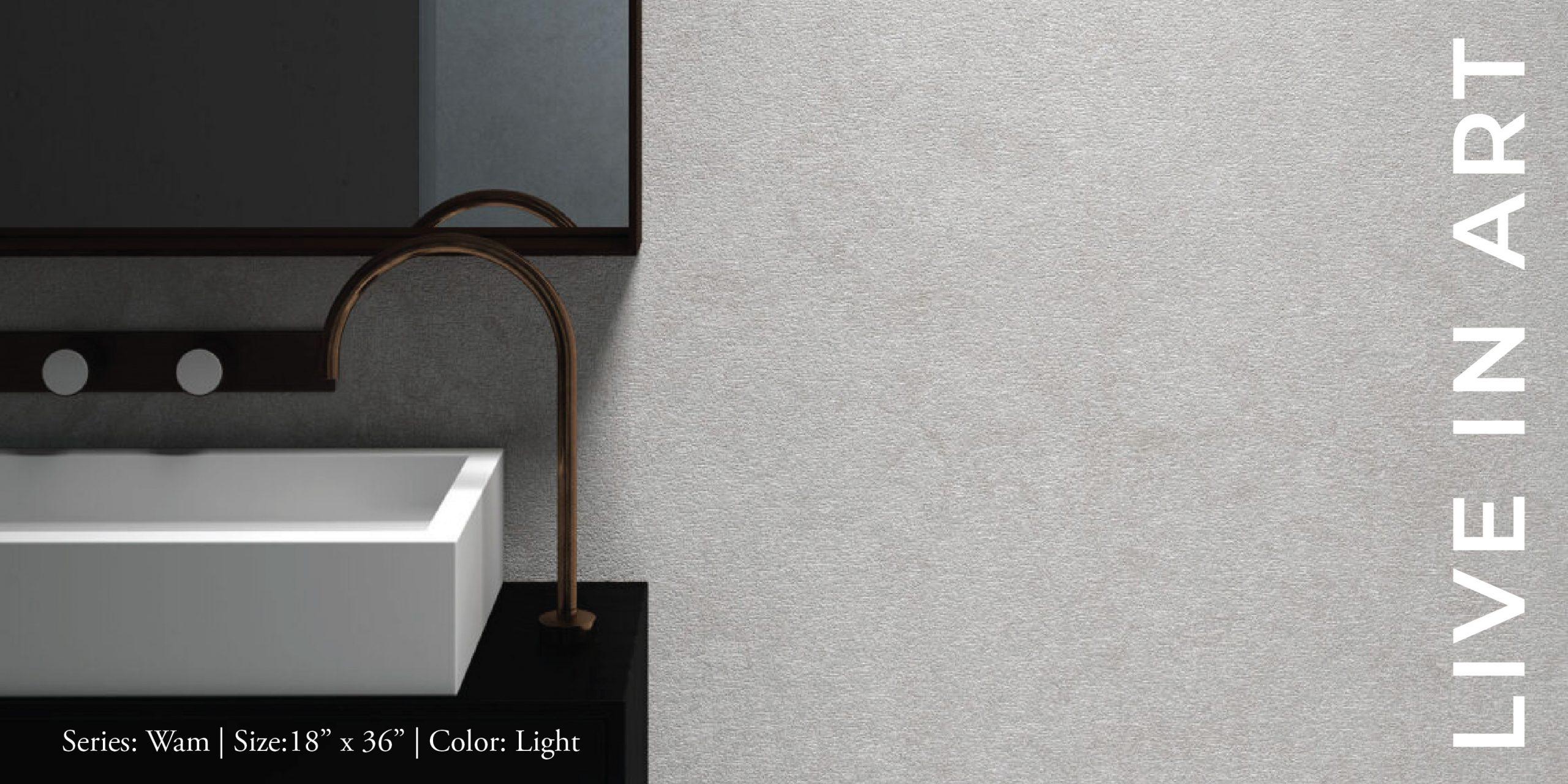 Wam Light 18x36